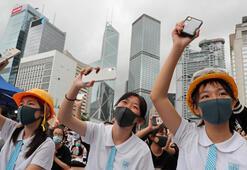 Litvanyadan Çin Büyükelçisine Hong Kong protestosu