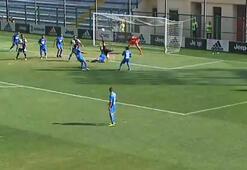 Juventuslu yetenekten mükemmel gol