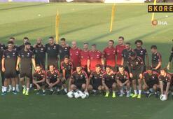 A Milli Futbol Takımında mesai başladı