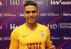 Galatasaray, Falcao ile sözleşme imzaladı