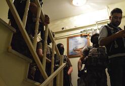 İstanbulda şafak vakti operasyon Gözaltılar var
