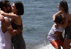 Fulya Zenginer sevgilisi Küntay Evren ile tatile çıktı