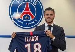 Paris Saint-Germain Mauro Icardiyi kiraladı