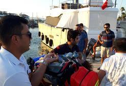 Tekne turunda gelen ölüm