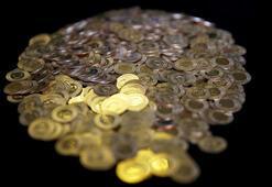 Gram altın 284,5 lira seviyelerinde