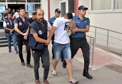 Mersinde yasa dışı bahis operasyonu 43 gözaltı