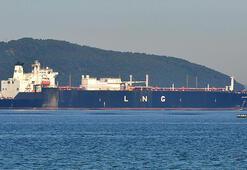 Doğal gaz ithalatında LNGnin payı yükseliyor