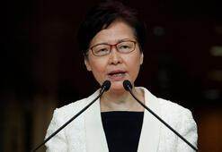 Hong Kong Lideri Lam: Çine istifamı sunmadım
