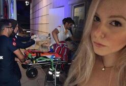 Üniversiteli genç kız piknik dönüşü motosiklet kazasında öldü