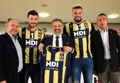 Fenerbahçe Erkek Voleybol Takımına yeni sponsor