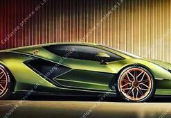 İlk elektrikli Lamborghini ile ilgili bilgiler sızdı