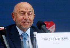 Nihat Özdemir: Her takıma kafa tutabilecek bir takımız