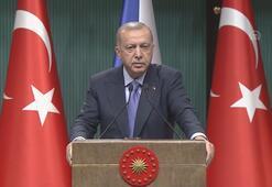 Cumhurbaşkanı Erdoğan: Artık İdlib yavaş yavaş yok oluyor