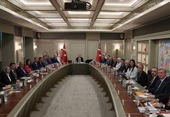 Davutoğlu'na ihraç talebi 117-7. maddeden