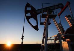 Petrolün varili 58,93 dolar
