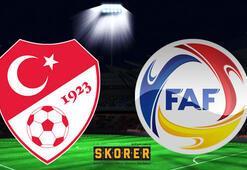 Türkiye-Andorra maçı ne zaman saat kaçta hangi kanalda