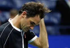 Federere büyük şok Dimitrova elendi