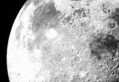 Ayın karanlık yüzeyinde daha önce görülmemiş bir madde bulundu
