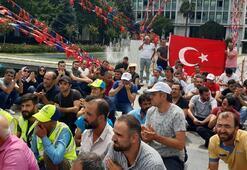 Şenocak, İBBden çıkartılan işçilerle ilgili açıklama yaptı