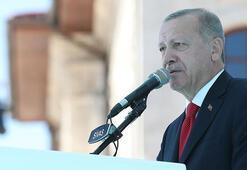 Cumhurbaşkanı Erdoğandan 100. yılda sert mesaj: Kırdık, yine kıracağız