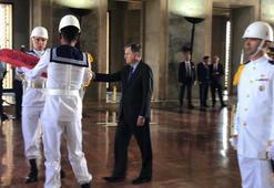 ABDnin yeni büyükelçisi Satterfield, Anıtkabirde