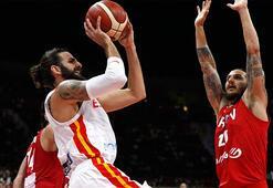 İspanya kazandı, lider çıktı: 73-65