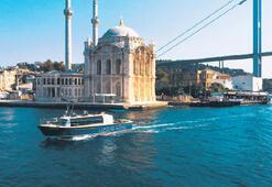 İstanbul'u denizden keşfedin