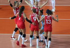 Türkiye Polonya voleybol maçı ne zaman saat kaçta hangi kanalda 2019 CEV Kadınlar Avrupa Voleybol Şampiyonası