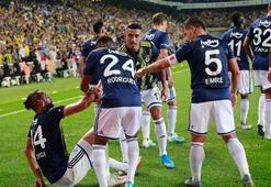Fenerbahçe Avrupada en çok pozisyona giren 3. takım.