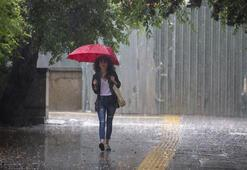 Bugün hava nasıl olacak 5 Eylül hava durumu...