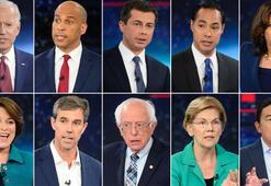 Demokrat aday adayları iklim değişikliği planlarını açıkladı
