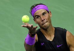Nadal, ABD Açıkta yarı finalde