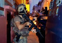 Şafak vakti harekete geçildi Polise yönelik saldırı önlendi