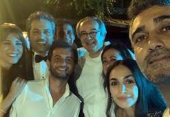 Oyuncu Feyyaz Duman evlendi