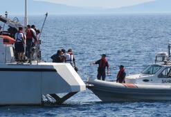 Çanakkalede 103 düzensiz göçmen yakalandı
