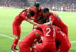 A Milli Takım maç öncesi moral topladı