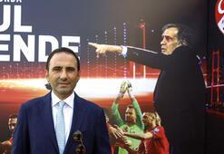 Alkın Kalkavan: EURO 2020ye gitmek istiyoruz