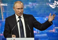 Son dakika... Putinden Türkiye G-7ye alınsın teklifi