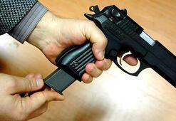 Ateşli silahlarla gerçekleştirilen olaylar yüzde 15 azaldı