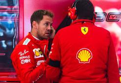 Taraftarların Vettel sevgisi