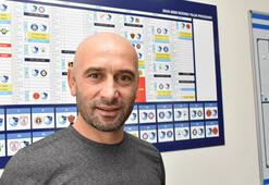 Muzaffer Bilazer: Erzurumspor lige damga vuracak