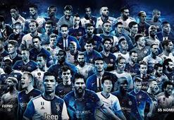 FIFA FIFPro Yılın 11i adayları belli oldu