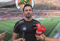 Erol Bulut: Fenerbahçe maçından 3 puanla ayrılma hedefimiz var