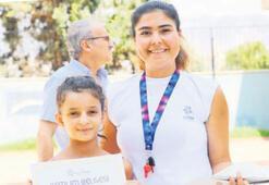 Aydın'da yüzme bilmeyen çocuk kalmadı