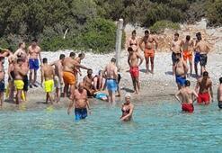 Denizde aniden fenalaşan turist kurtarılamadı