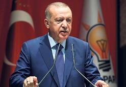 Cumhurbaşkanı Erdoğan'dan AB'ye sığınmacı çıkışı: Kapıları açmak zorunda kaldık