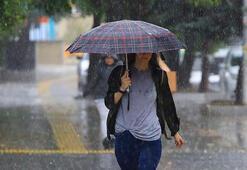 Bugün hava durumu nasıl olacak 6 Eylül hava durumu...