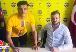 Mikail Okyar, Galatasaraydan Eyüpspora gitti