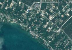 Dorian Kasırgası Bahamaları yıkıp geçti