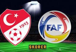 Milli maç ne zaman Türkiye-Andorra maçı ne zaman saat kaçta hangi kanalda